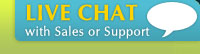 Live chat with PC-Tronix Sales or Support